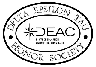 Logo, The Delta Epsilon Tau International Honor Society - Honor Society